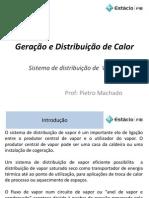 4- Sistema de distribuição de  Vapor