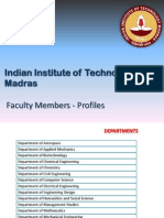 Iitm Faculty Profiles