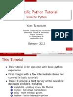 QuantEconlectures-python3 | Python (Programming Language