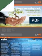 EWG Annual Report 09 1