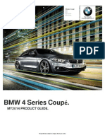 bmw 4 series coupe product guide