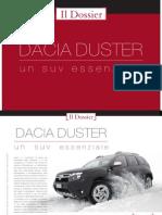 Dacia Duster. Un suv essenziale.