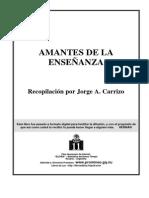 Jorge Carrizo (Recopilación) - Metafísica - Amantes de la Enseñanza
