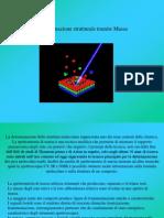 Determinazione strutturale tramite spettrometria di massa