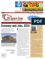 The Grapevine, February 5, 2014