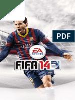 FIFA14 Manual for PC