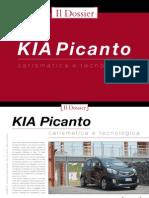 KIA Picanto. Carismatica e tecnologica.
