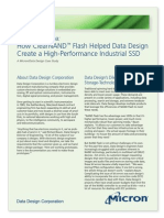 Data Design Clearnand Case Study