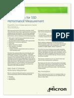 Ssd Performance Measure Tech Brief