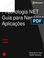 Microsoft Press eBook NET Technology Guide for Business Applications.en.Pt