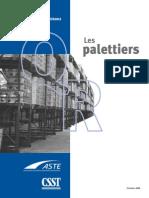 Les Palettiers CSST Quebec