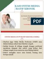 Komplikasi Otitis Media Supuratif Kronik
