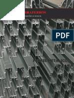 Barraferros - Perfis de aço DX51D