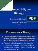 AH Environmental Unit
