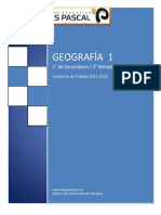 Cuaderno Geo 1 Sec 2 Bim