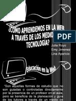 Web y Tecnologia