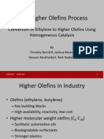 Shell Higher Olefins Process Class Presentation