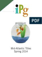 IPG Spring 2014 Mid-Atlantic Titles