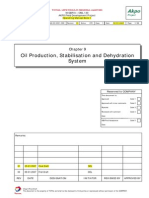 C09 Oil Production, Stabilisation and Dehydration