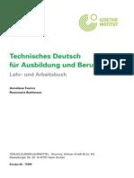 Technisches Deutsch Fur Ausbildung Und Beruf
