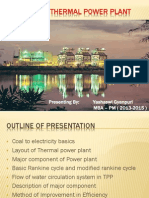 Basics of Thermal Power Plant