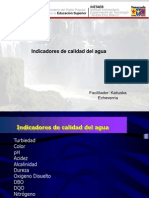 indicadorescalidaddelagua-100131125027-phpapp02