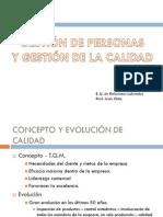 Modelo Efqm- Personas