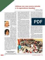 Politicas Publicas Con Una Nueva Mirada Sobre La Agricultura Familiar
