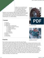 Pelton Wheel Details