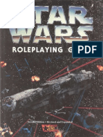 SWd6 Star-Wars 2nd Ed Revised and Expanded Rulebook