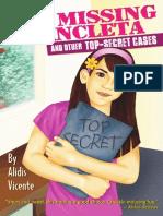 The Missing Chancleta and Other Top-SecretsLa chancleta perdida y otros casos secretos