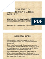 Softwares Used in MWD