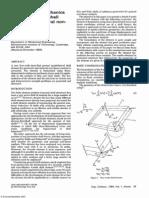 A Continuum Mechanics Based Four Node Shell Element - Dvorkin & Bathe