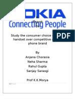 Nokia Sanjay