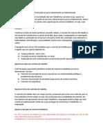 Contrato Pro Prazo Determinado
