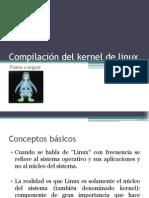 Compilación del kernel de linux