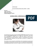 HistoriaClinica_ImportanciaLegal