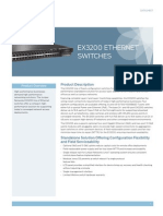 Ethernet switch 3200