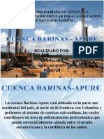 Cuenca Barinas-Apure Modificar