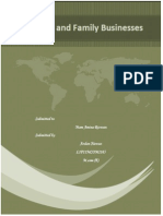 Economy and Family Businesses