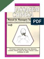 Massagem Chinesa - Antonio Vespasiano Ramos