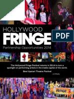 2014 HFF Sponsorship Packet