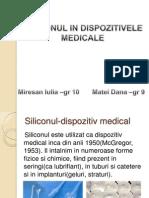 92612943 Siliconul in Dispozitive Medicale