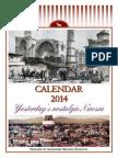 2014 Calendar - Yesterday's Nostalgic Nicosia (English)