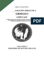 94784038-Programacion-Didactica-Griego-I-Athenaze-1º-Bachillerato