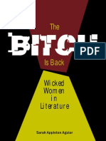 The Bitch is Back Wicked Women in Literature
