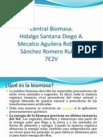 Presentación Central Biomasa