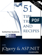 51 Recipes With jQuery and ASP.NET Controls - Preview