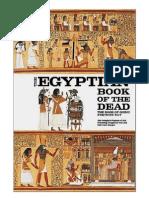 El Antiguo Libro Egipcio de Los Muertos