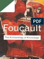 FOUCAULT - Tapa y Referencia